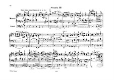 Сонаты для органа, Op.65: Соната No.3 by Феликс Мендельсон-Бартольди