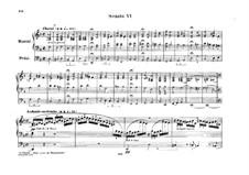Сонаты для органа, Op.65: Соната No.6 by Феликс Мендельсон-Бартольди