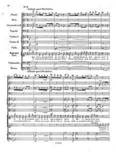 Музыка к пьесе 'Аталия', Op.74: No.2 Choir 'O seht, welch ein Stern uns erschienen' by Феликс Мендельсон-Бартольди