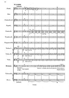 Возвращение с чужбины, Op.89: No.5-8 by Феликс Мендельсон-Бартольди