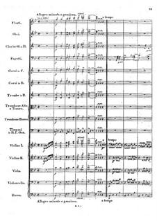 Симфония No.1 си-бемоль мажор 'Весенняя', Op.38: Часть IV by Роберт Шуман