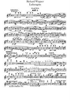 Вся опера: Партии флейт by Рихард Вагнер