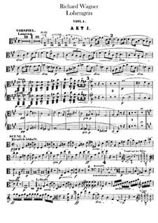 Вся опера: Партия альтов by Рихард Вагнер