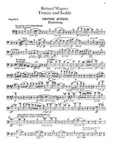 Вся опера: Партии фаготов by Рихард Вагнер
