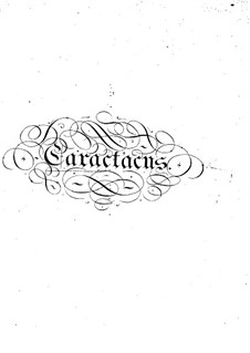 Caractacus: Caractacus by Charles Wesley, Jr.