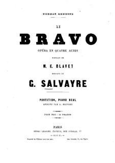 Le bravo: Le bravo by Gaston Salvayre