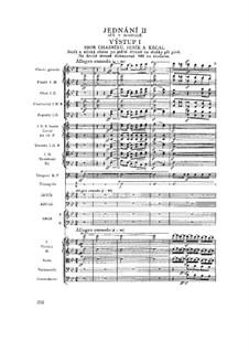 Вся опера: Акт II by Бедржих Сметана