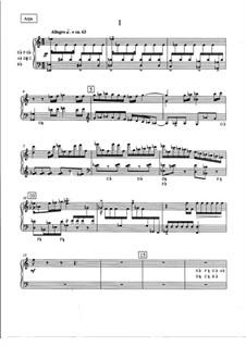 Concerto for Harp and String Orchestra: Партия арфы by Nancy Van de Vate