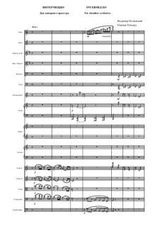 Интермеццо для симфонического оркестра: Интермеццо для симфонического оркестра by Владимир Полионный