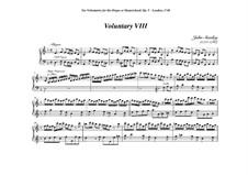 Ten Voluntaries for Organ (or Harpsichord), Op.5: Voluntary No.8 in D Minor by Джон Стэнли