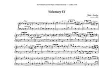 Ten Voluntaries for Organ (or Harpsichord), Op.5: Voluntary No.9 in G Minor by Джон Стэнли