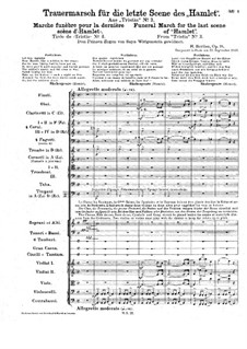 Tristia, Op.18: Funeral March by Гектор Берлиоз
