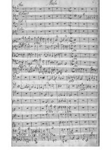 Месса ми минор: Месса ми минор by Gottfried Heinrich Stölzel