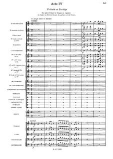 Деянира: Акт IV by Камиль Сен-Санс