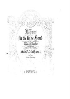 Двенадцать этюдов, Op.12: Этюд No.9 by Людвиг Бергер