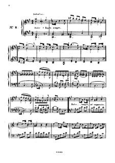 Одиннадцать пьес в религиозном стиле и транскрипция на тему из 'Мeссии' Генделя, Op.72: Пьеса No.2 by Шарль Валантен Алькан