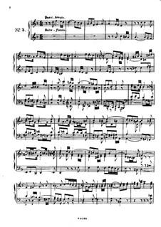 Одиннадцать пьес в религиозном стиле и транскрипция на тему из 'Мeссии' Генделя, Op.72: Пьеса No.3 by Шарль Валантен Алькан