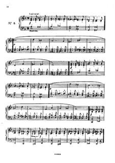 Одиннадцать пьес в религиозном стиле и транскрипция на тему из 'Мeссии' Генделя, Op.72: Пьеса No.5 by Шарль Валантен Алькан