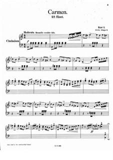 Попурри No.2 на темы из оперы 'Кармен' Бизе: Попурри No.2 на темы из оперы 'Кармен' Бизе by Геза Аллага