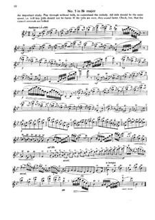 Каприс No.5 для флейты: Каприс No.5 для флейты by Теобальд Бём