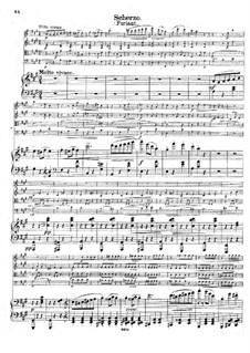 Фортепианный квинтет No.2 ля мажор, B.155 Op.81: Часть III by Антонин Дворжак