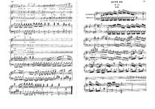 Дочь кардинала: Акт III, для голосов и фортепиано by Фроменталь Галеви
