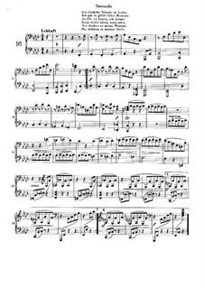 Песни любви, Op.52a: Вальс No.16 by Иоганнес Брамс