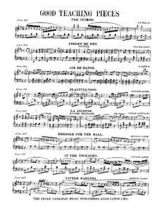 Прелюдия и фуга ля-бемоль мажор, Op.25: Для фортепиано by Wesley Octavius Forsyth