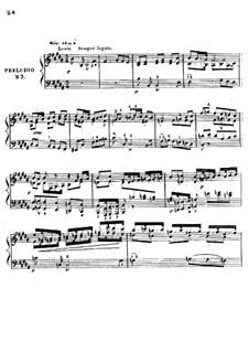 Двадцать четыре прелюдии, Op.88: No.23-24 by Фридрих Калькбреннер