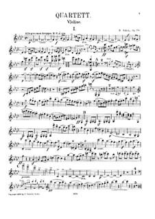 Фортепианный квартет фа минор, Op.79: Фортепианный квартет фа минор by Бернард Шольц