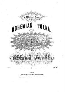Bohemian Polka: Bohemian Polka by Альфред Яель