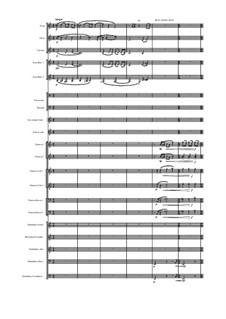 Концертино для домры и оркестра русских народных инструментов: Партитура by Дмитрий Капырин