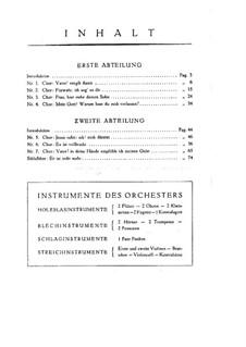 Семь последних слов Христа на кресте, Hob.III/50-56 Op.51: Клавир с вокальной партией by Йозеф Гайдн