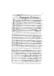 Vsquequo domine: Vsquequo domine by Guillaume Minoret