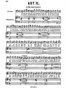 Самсон, HWV 57: Акт II by Георг Фридрих Гендель