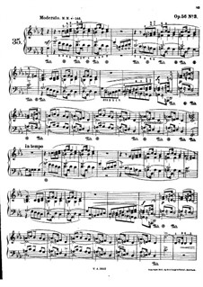 Мазурки, Op.56: No.3 до минор by Фредерик Шопен