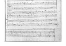 Коронация Поппеи, SV 308: Пролог by Клаудио Монтеверди