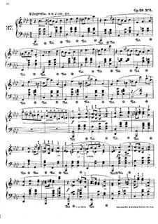 Мазурки, Op.59: No.2 ля-бемоль мажор by Фредерик Шопен