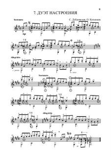 Дуэт настроения, Op.6: Дуэт настроения by Олег Копенков
