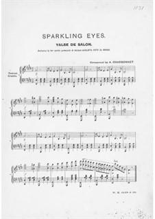 Sparkling Eyes: Sparkling Eyes by Элис Эллен Шарбонне