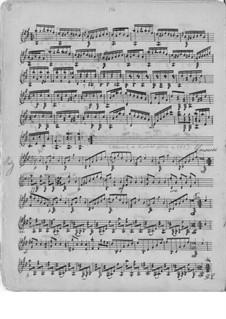 Десять маленьких пьес, Op.11: No.7 Вальс by Маттео Каркасси