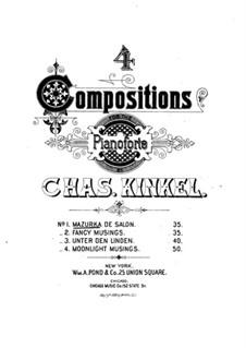 Салонная мазурка: Салонная мазурка  by Чарльз Кинкель