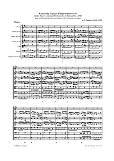 Концерт для флейты с оркестром No.2 ми минор, Op.11: Концерт для флейты с оркестром No.2 ми минор by Жак-Кристоф Нодо