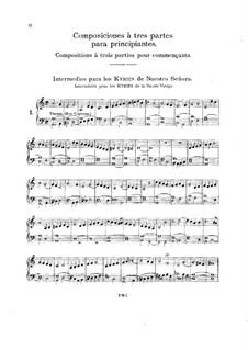 Избранные произведения для клавишного инструмента: Избранные произведения для клавишного инструмента by Антонио де Кабесон