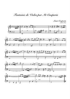 Фантазия No.2 ре минор: Фантазия No.2 ре минор by Луи Куперен