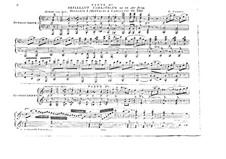 Вариации на тему арии из оперы 'Монтекки и Капулетти' Беллини, Op.295: Вариации на тему арии из оперы 'Монтекки и Капулетти' Беллини by Карл Черни