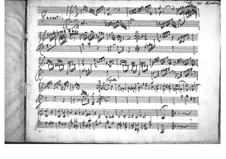 Пьесы для клавесина: Пьесы для клавесина by Иоганн Филипп Кирнбергер
