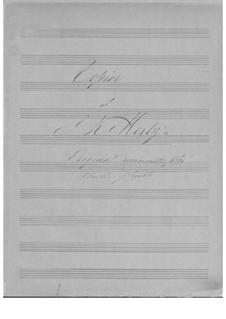 Избранные пьесы для двух гитар: Избранные пьесы для двух гитар by Иоганн Каспар Мерц