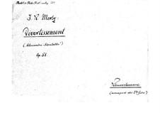 Алессандро Страделла: Дивертисмент для двух гитар by Фридрих фон Флотов