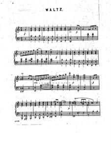 Вальс, Op.4: Вальс by Эрнст Перабо